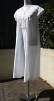 French Country Cotton Voile Nightie FCH150V