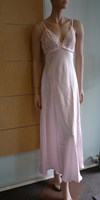 Mia Lingerie Lauren Long Satin Nightgown L20