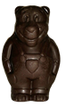 Chocolate Bear - small