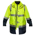 Safety Jacket & Vest Combination 7XL & 9XL