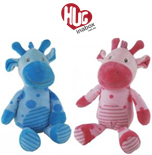 Georgie Giraffe Hugs (Pink or Blue)