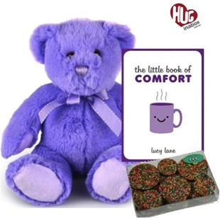 Purpley Comforting Hamper Hugs