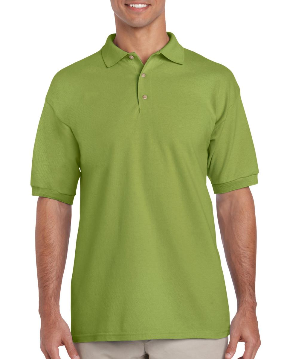 Btc Gildan Ultra Cotton Adult Piqu Kiwi Polo Shirt 220gm