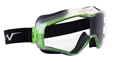 KN Rated - 6X3 Univet Next Generation Goggle - Conforms to EN166 - [UV-6X3.00.00.00]