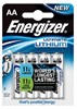 Energizer Ultimate Lithium AA Batteries - Pack of 4 - [HQ-L91]