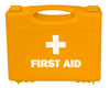 HSE Approved - 1 Person First Aid Kit - In Hard Case - [CM-30FTK001]