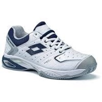 Lotto Raptor Speed Leather Men's Tennis Shoes white/navy