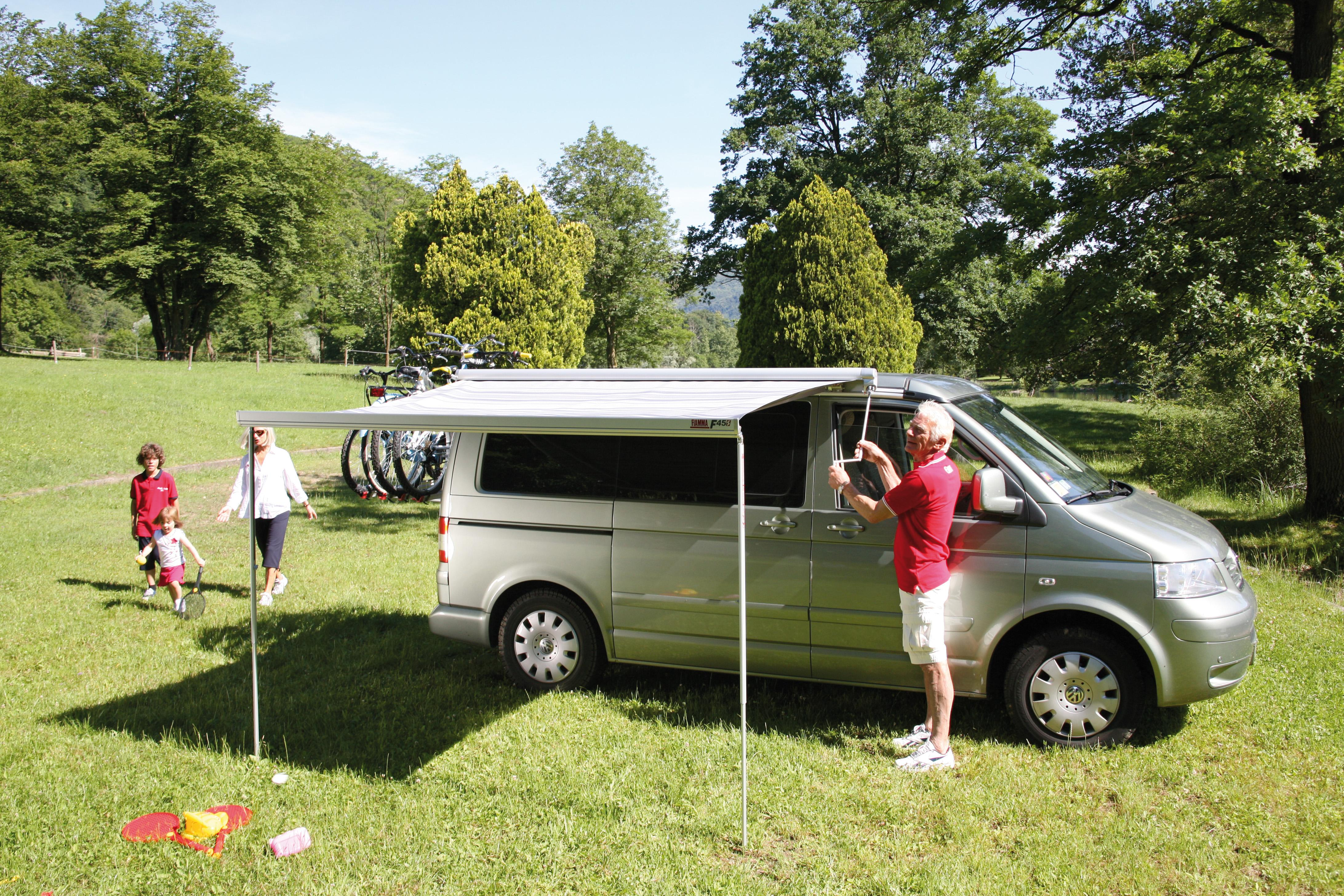 Fiamma F45s Awning Vw T5 Or Vw T6 260cm California