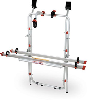 Fiamma Carry-Bike Rack for Nissan Primastar (with a tailgate)