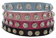 DOGUE Coco Crystal Cat Collar