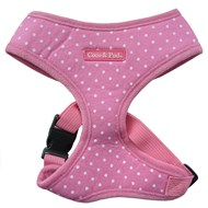 Polka Dot Harness (Pink)