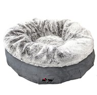Coco Luxe Bed - Stone Grey