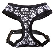 DOGUE Fifi Fleur Harness - Black & White