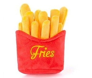 American Classic Frenchie Fries Dog Toy