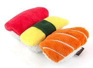 International Classic Sushi Dog Toy