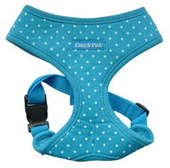 Polka Dot Harness -Blue