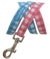 Check leads - Pink & Blue