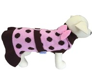 Sassy Girl Pet Sweater