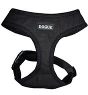 DOGUE Bold Canvas Harness - Black