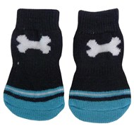 Blue Bone Pet Socks