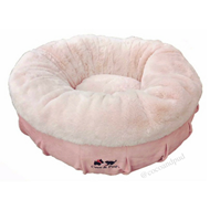 Coco Luxe Bed - Blush Pink