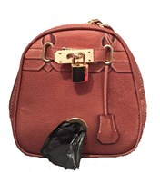 Mandy Harness Backpack - Pecan
