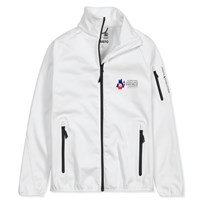2017 420 World Championships Womens Crew Softshell Jacket by Musto Platinum