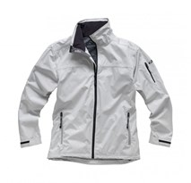 Gill Crew Jacket Silver CLEARANCE
