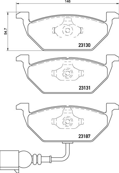8db 355 008 551 With Integrated Wear Sensor Disc Pad Set Front Db1405 Gdb1386 8db355008 551 further Electrical Wiring Diagram Audi A4 B6 besides Audi A4 S4 Rs4 05 08 B7 besides Abs Plug Wiring Diagram together with 209837. on audi brake pad warning light