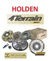 HOLDEN 4 TERRAIN HEAVY DUTY CLUTCH KITS