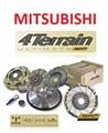 MITSUBISHI 4 TERRAIN HEAVY DUTY CLUTCH KITS