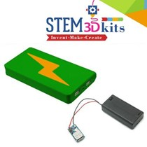 3D Printing STEM Kits - USB Power Bank