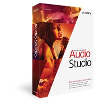 Sony Sound Forge Audio Studio 10 (Academic)