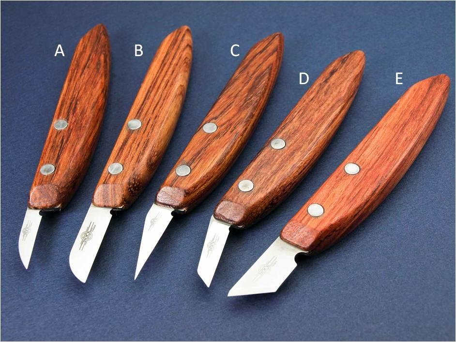 HC Kit All 5 High Carbon Steel Carving Knives