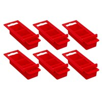 CubbyDrawers 6-pack - Woodpeckers