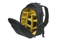 Atlas New Sleek Professional multi-purpose Photo SLR laptop Backpack
