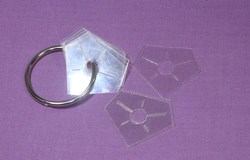 Crowns - for octagons - Pack of 50