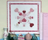 Heart of My Heart Wallhanging Kit