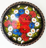 Decorative Plate Summer Field