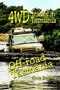 Off-road Tasmania Guidebook (4th Edition)