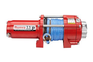 RUNVA 3.5P 24V - with Synthetic Rope