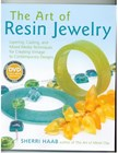 The Art of Resin Jewelry + Bonus Project DVD