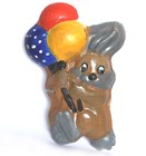 Mould PM 2257 - Easter Bunny with Balloons