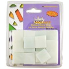 Stained Glass Chips White
