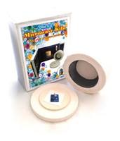 SMALL - Craftco Microwave Jewellery Kiln - Glass Fusing made easy!