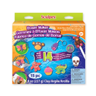 Sculpey Polymer Clay Eraser Maker Activity Kit