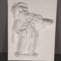 Mould 51808 - Clown with Fiddle