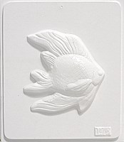 Mould 2142 - Swimming Fish