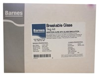 Breakable Glass Silicone 1kg