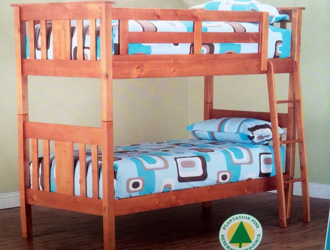 Bunk Bed King Single With King Single New